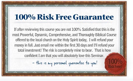 Holy spirit bible study material